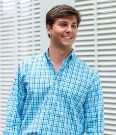 Midtown Check Cotton Club Shirt