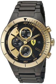 ca59d415cbe Ferrari Men s Quartz Black Casual Watch (Model  0830303) Luxusní Hodinky