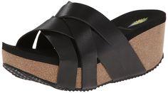 Volatile Women's Mayfield Wedge Sandal >>> For more information, visit image link.