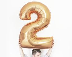 Z - Copper Rose Gold Number Balloon - - Mylar Foil Megaloon - Alphabet Letter Number - Large Jumbo foot Helium Custom Words Initials Baby Balloon, Love Balloon, Balloon Garland, Giant Balloons, Helium Balloons, Rose Gold Number Balloons, Gold Bridal Showers, Bachelorette Party Decorations, Copper Rose