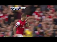 Arsenal passing game and great goal by Jack Wilshare