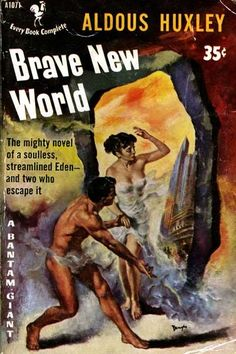 Bantam edition of Brave New World