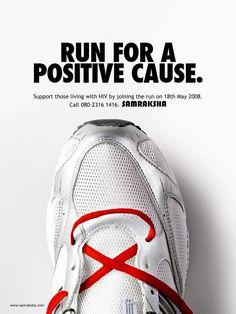 HIVrun-print-affiche-publicité-compilation-creative