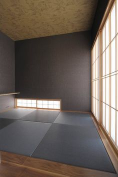 Japan Interior, Home Interior Design, Japan Room, Japanese Modern House, Washitsu, Tatami Room, Japanese Furniture, Japan Architecture, Zen Room