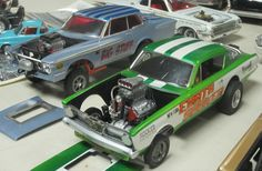 AWB Race Cars.
