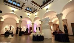 Museum Of Biblical Arts - Wedding Venues Dallas Please contact The Elegant Side event planning  ssweddings.events247@gmail.com