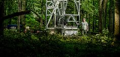 Grand-scale ecology brings a Virginia forest under unprecedented scrutiny by Smithsonian researchers