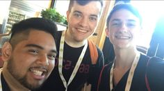 HBomb94, Dfield, Tofuugaming :)