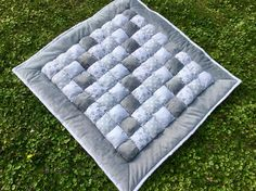 Baby Puff Quilt Bubble Blanket, Bubble Quilt, Baby Puffs, Picnic Blanket, Outdoor Blanket, Puff Quilt, Tummy Time, Snuggles, Baby Quilts