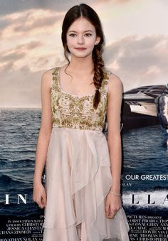 Mackenzie Foy - 'Interstellar' Premieres in Hollywood — Part 3