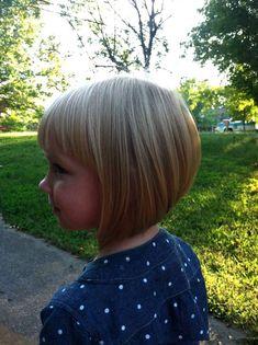 Bob Haircuts For Little Girl