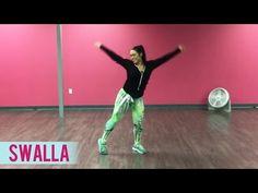 Jason Derulo - Swalla (feat. Nicki Minaj & Ty Dolla $ign) | Dance Fitness with Jessica - YouTube