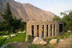 Taş ve kerpiçten modern mimariye: Taş ev