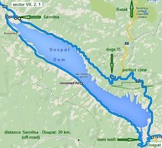 RHODOPE Mountains - bicycle routes