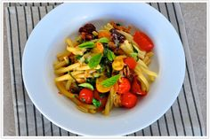 ... Goodness on Pinterest | Italian Sausages, Pasta Puttanesca and Pasta