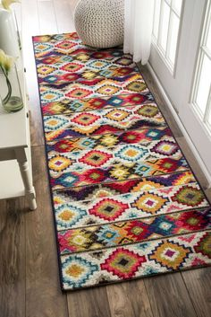 Rugs USA - Area Rugs in many styles including Contemporary, Braided, Outdoor and Flokati Shag rugs.Buy Rugs At America's Home Decorating SuperstoreArea Rugs Vintage Decor, Retro Vintage, Vintage Style, Retro Style, Mid Century Rug, Black Rug, Living Styles, Rugs Usa, Textiles
