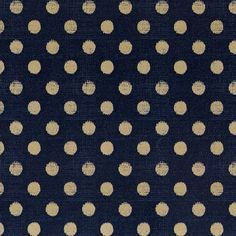 Fabric Name: Indigo Cream Dots Manufacturer: Wilmington Prints Manufacturers Code: 44041-492 Designer: Daphne B Collection: Indigo Nature Themes: dots, geometric Colours: cream, indigo  This is available to buy from our online fabric shop in fat quarters and by the cut length.  It is 110cm wide (44 inches).  We sell the cut lengths in 5cm intervals starting from 25cm, just enter the amount you would like into the metre box.  For example if you would like one and a half metres then just enter…