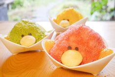 """ことりみたいでキュートな「ふわふわかき氷」!愛知の""""和カフェ""""「本町茶寮」で"""