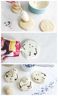 These fun candy-coated cookies are fun to make, and to serve—plus, no rolling pin's required!
