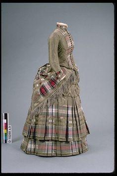 Plaid Petticoats: Balmorality: Queen Victoria's Tartan Craze