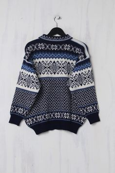Nordstrikk Norweger-Schurwoll-Pullover Second Hand Trends, Second Hand, Vintage, Sweaters, Fashion, Moda, Fashion Styles, Sweater, Vintage Comics