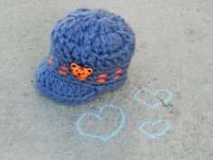 Super Cute Baby Cap Free Crochet Pattern for Boy And Girl