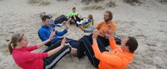 Natuurlijk fit in de Schoorlse duinen.