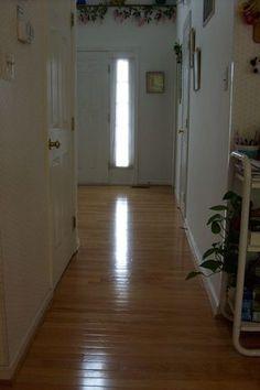 How to Clean Vinyl Flooring Vinegar Clean vinyl floors and Water