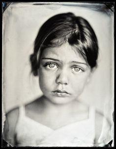 Tintype Portraits -