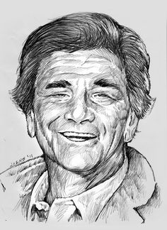 Shooting The Messenger: Peter Falk
