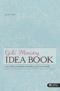 Girls' Ministry Idea Book -- Great resource!
