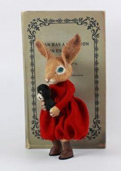 Needle Felt Bunny