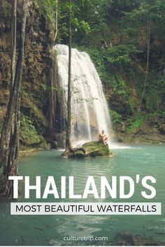 10 Of The Most Incredible Waterfalls In Thailand // © Todd Huffman // Creative Commons