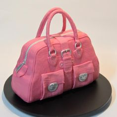 Handbag Cake by Yummies - Cakes and Special Treats, Sydney, New South Wales, Australia. You'll find this Cake Appreciation Society Member in our Directory at www.cakeappreciationsociety.com