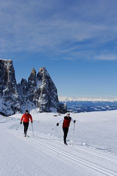 Die besten Ski-Destinationen in der Schweiz, Österreich, Frankreich, USA und Kanada haben wir in demArtikel Top 10 Skigebiete weltweit versammelt.Doch wollen wir Italien nicht ganz außer Acht lassen. In den Dolomiten istdie Seiser Alm das perfekte Reiseziel für den Familienurlaub. ObSkifahren, Langlauf, Rodeln oderWandern – auf der mit 56 Quadratkilometer größten Hochalm Europas eröffnensich zahlreicheFreizeitaktivitäten für Groß und Klein. Die Seiser Alm liegt im Herzen der…