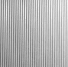 JTT Scenery Products 1:32 #1-Scale Corrugated Siding Pattern Sheet, 2/pk 97404