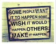 Make it happen #travel #quote #travelquote