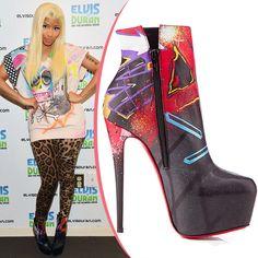 Nicki Minaj in Loubies