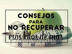 """""""Mi meta, tu salud"""" por Carolina Llovera: Consejos para no recuperar esos kilos de más"""