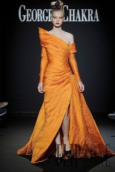 Georges Chakra Fall-winter 2011-2012 - Couture