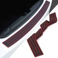 Posterior del coche de Parachoques Desgaste Pegatinas Protectoras Para opel mokka peugeot 307 seat leon kia ceed kia sportage accesorios x3