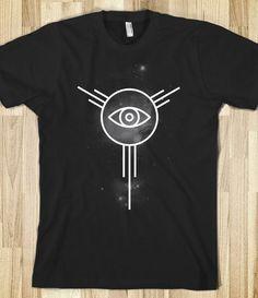 Space Eye (Black)