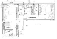 View full picture gallery of Four Seasons Hotel Pudong Design Hotel, Cabin Design, Small Apartment Plans, Single Apartment, Suite Room Hotel, Flat Plan, Hotel Floor Plan, Hotel Interiors, Four Seasons Hotel