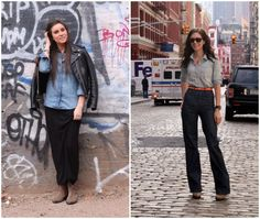 Shirt wars: Denim vs. Chambray