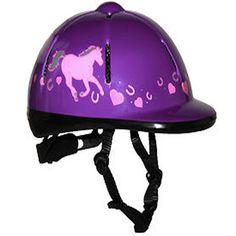 CHILDRENS-EQUESTRIAN-HORSE-RIDING-SHOWING-KIDS-SKULL-CAP-HELMET-HAT-SIZ-XS-S-M-L