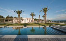 luxus pool hier ist ein luxus pool
