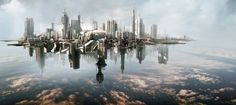 Creative and Realistic Matte Paintings 11/16