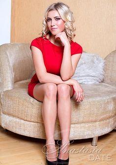 Beautiful and sexy Russian woman Yana from Kiev, 20 yo, hair color Blond