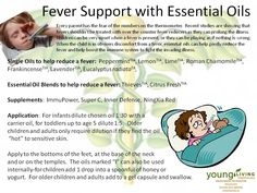 Fever Young Living