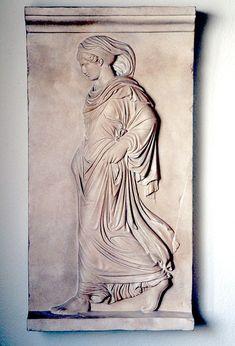 Gradiva-p1030638 - Escultura de la Antigua Roma